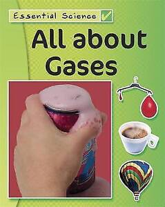 Riley, Peter, All About Gases (Essential Science), Very Good Book