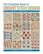 Crochet Stitches Book