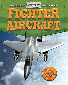 Ultimate Military Machines: Fighter  BOOKH NEW