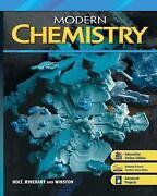 Modern Chemistry Holt