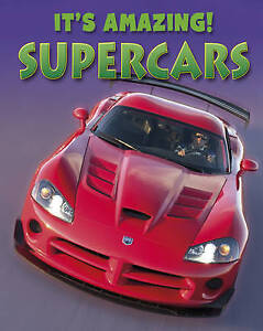 Savery, Annabel It's Amazing: Supercars Very Good Book