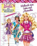 Barbie Malbuch