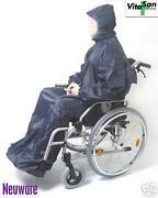 Regenschutz Rollstuhl