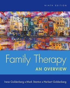 Family Therapy An Overview - $83.94