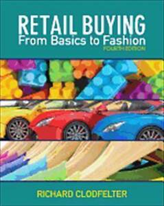 Retail Buying - From Basics to Fashion - Fourth Edition
