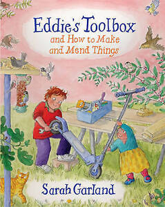 Eddie's Toolbox and How to Make and Mend Things-ExLibrary