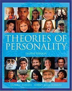 Theories of Personality by Duane P. Schultz; Sydney Ellen Schultz