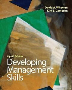 Developing management skills 8th edition online