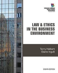 Law-and-Ethics-in-the-Business-Environment-Cengage-Learning-Legal-Studies-in-Bu