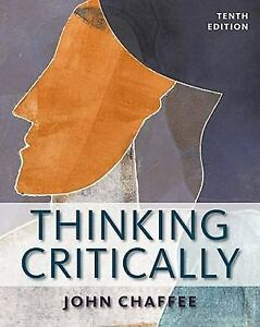 critically thinking Your teachers in high school won't expect you to remember every little fact about us history they can fill in the details you've forgotten what they will expect, though, is for you to be able to think to know how to make connections between ideas and evaluate information critically i didn't realize it at the.