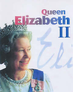 """""""VERY GOOD"""" Parker, Vicky, Life Of Queen Elizabeth II Hardback (Lives And Times)"""