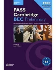 Pass Cambridge Bec Preliminary (No.1)-ExLibrary