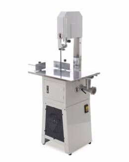 Butcherquip Meat Bandsaw with Meat Mincer