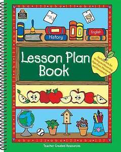 Lesson Plan Book by Gehrke (Paperback / softback, 2001)