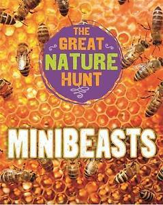 The Great Nature Hunt: Minibeasts  BOOKH NEW