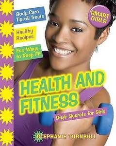 Health and Fitness (Smart Girls), Turnbull, Stephanie, New Book