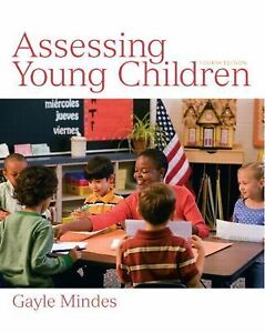Assessing-Young-Children-by-Gayle-Mindes-2010-Paperback-New-Edition