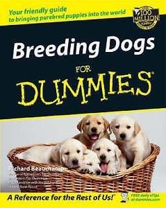 Acceptable, Breeding Dogs For Dummies, Beauchamp, Richard G., Book