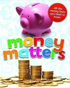 Money Matters, Sean Callery, New Book