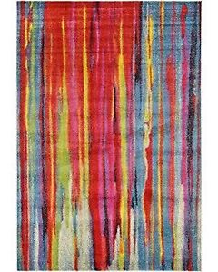 Unique Loom  Lyon Multi 6 ft. x 9 ft. Area Rug
