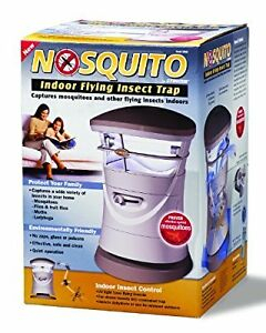 "Super cool: Indoor ""NOSQUITO"" flying insect / mosquito trap Edmonton Edmonton Area image 1"