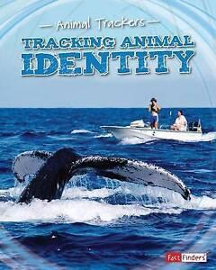 Tracking Animal Identity by Jackson, Tom -Paperback