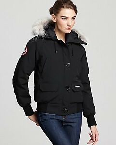 Women's Canada Goose Chilliwack Bomber (Small)