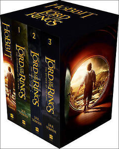 The-Hobbit-and-The-Lord-of-the-Rings-Tolkien-J-R-R-Paperback-Book-NEW-978000