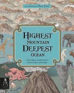 BAKER,KATE-HIGHEST MOUNTAIN, DEEPEST OCEAN  BOOK NEW