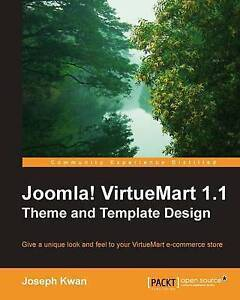 Joomla! VirtueMart 1.1 Theme and Template Design by Joseph Kwan (Paperback,...