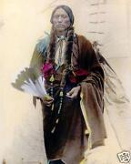 COMANCHE Indian