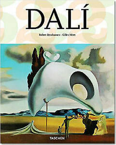 Dali by Robert Descharnes, Gilles Neret (Hardback, 2006)