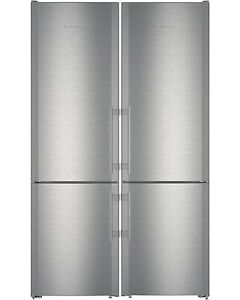 """Liebherr  48"""" Side-By-Side Refrigerator 24"""" COMBO"""