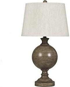 *** USED *** ASHLEY QUENBY LAMP S/N:51159489 #STORE540