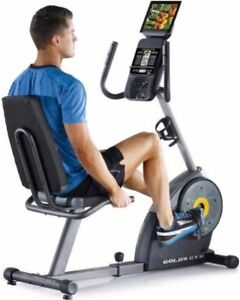 Gold's gym Cycle Trainer 400