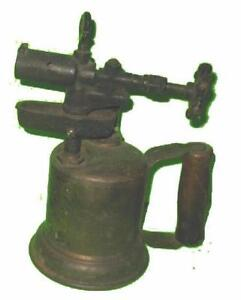 Ancienne Torche ou Brûleur / Vintage Blow Torch