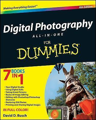 Digital Photography All-in-One Desk Reference For Dummies (For Dummies 1