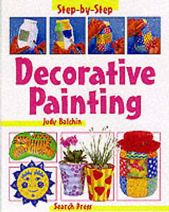 """""""NEW"""" Decorative Painting by Balchin, Judy ( Author ) ON Mar-01-2001, Paperback,"""