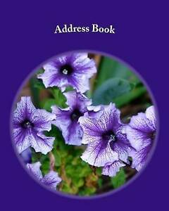 Details about Large Print Flower Address Book by Millbeach, Martha ...: www.ebay.com.au/itm/Large-Print-Flower-Address-Book-by-Millbeach...