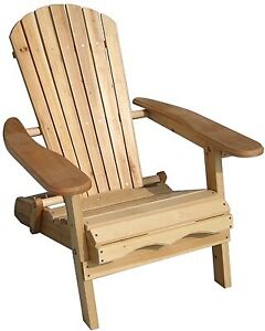 ADIRONDACK folding chair brand new in box 2 available $150 each