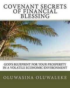 Covenant Secrets Of Financial Blessing: God's Blueprint For Your Prosperity In A