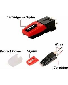 Wanted a Stylus, OR Stylus/Cartridge, For an Older Turntable.