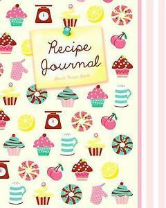 Blank Recipe Book: Recipe Journal ( Gifts for Foodies / Cooks / Chefs / Cooking