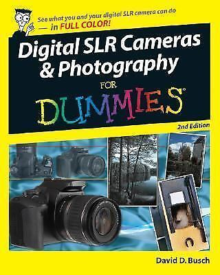 Digital SLR Cameras and <a href=
