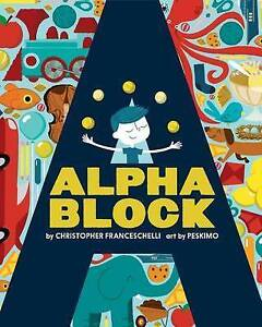 Alphablock, Christopher Franceschelli