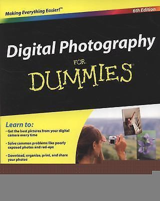 Digital Photography For Dummies 1