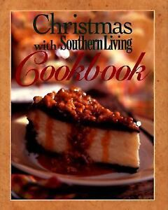 Christmas-with-Southern-Living-Cookbook-1997-Hardcopy
