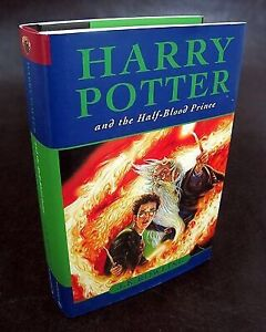 WANTED Harry Potter and the Half Blood Prince hardcover