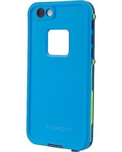 LOST!  iPhone 6 in Blue Case at Burlington Beach