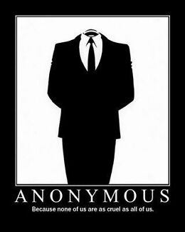 4CHAN (Trump's Enemy) - Anonymous - Licence Plates (Brand New)